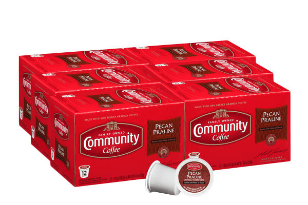 Pecan Praline Coffee Pods 72 count