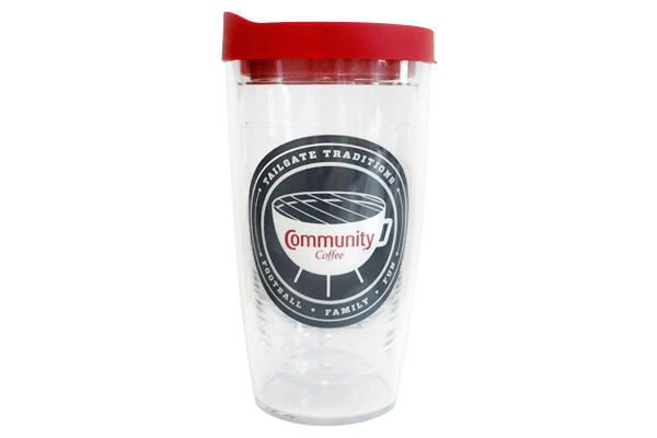 Tailgate Traditions Tumbler