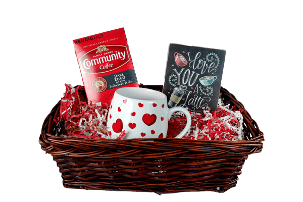 Valentine Coffee Pods Set