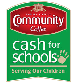 Community Coffee Cash For Schools