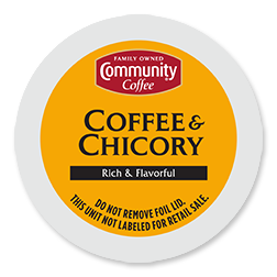 Coffee & Chicory