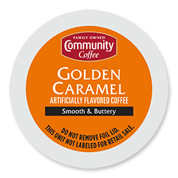 Golden Caramel