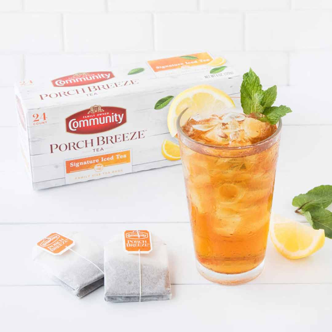 Chill Out This Summer With Porch Breeze Tea