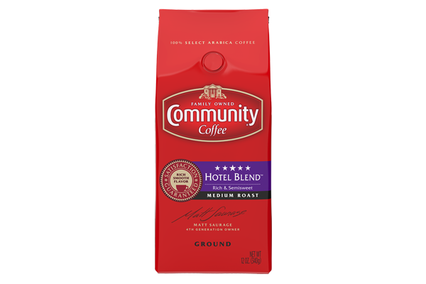 12 oz. Ground 5 Star Hotel Blend