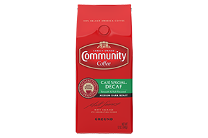 12 oz. Ground Cafe Special Decaffeinated