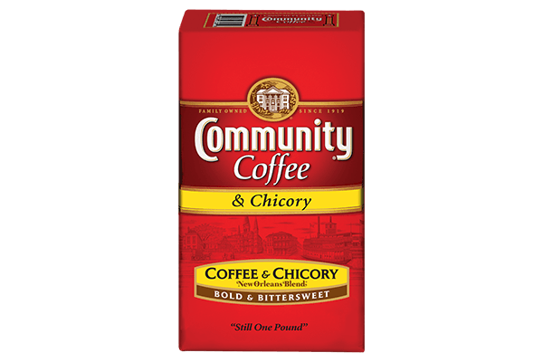16 oz. Ground Coffee and Chicory
