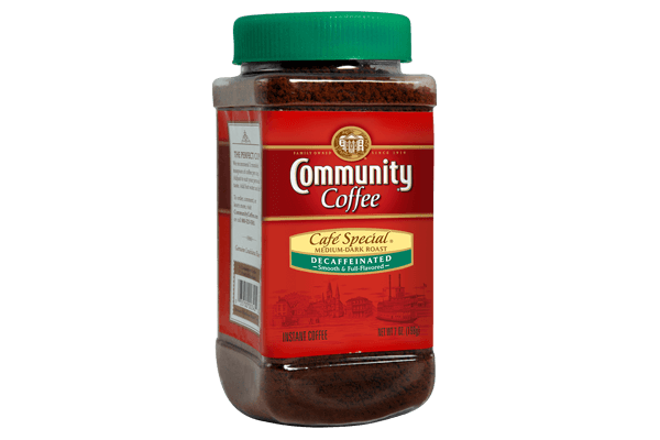 7 oz. Cafe Special Decaf Instant Coffee