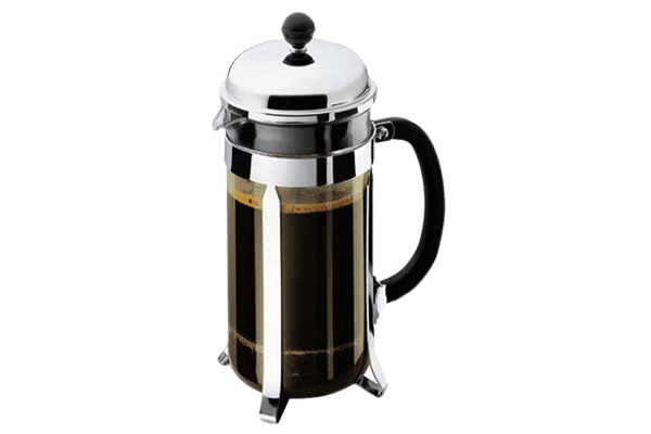 Bodum Stainless Steel Chambord French Press