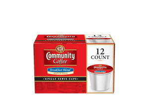 Breakfast Blend 1.0 Single Serve Cups 12 count