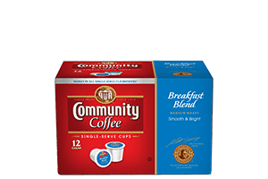 Breakfast Blend 2.0 Single Serve Cups 12 count