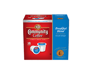 Breakfast Blend 2.0 Single Serve Cups 18 count