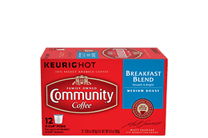 Breakfast Blend K-Cup Pods 12 count