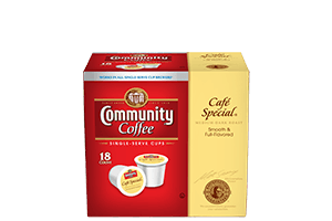 Cafe Special 2.0 Single Serve Cups 18 count