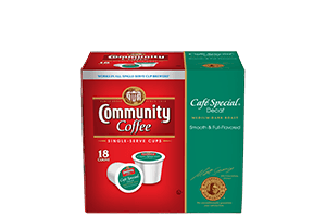 Cafe Special Decaf 2.0 Single Serve Cups 18 count