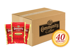 Cafe Special Pre Measured Packs 2.5 oz. 40 Count