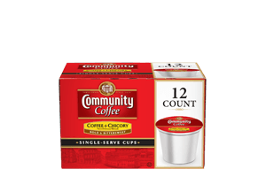 Coffee and Chicory 1.0 Single Serve Cups 12 count
