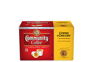Coffee and Chicory 2.0 Single Serve Cups 12 count