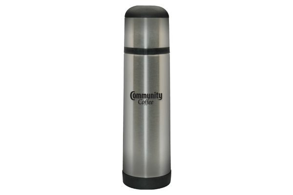 Community Coffee Branded Thermos