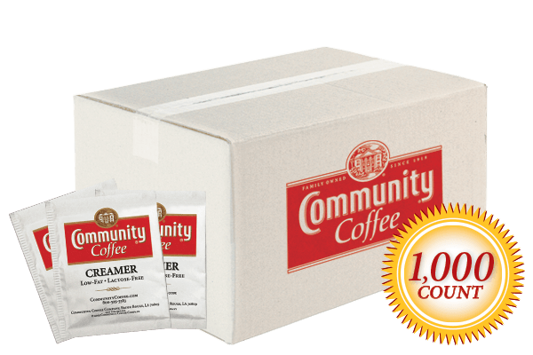 Creamer Bulk Pack 1000 Packets