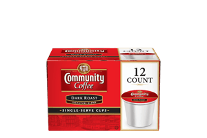 Dark Roast 1.0 Single Serve Cups 12 count