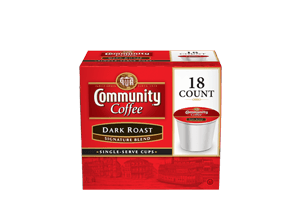 Dark Roast 1.0 Single Serve Cups 18 count