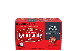 Dark Roast K-Cup Pods 12 count
