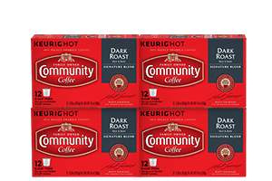 Dark Roast K-Cup Pods 48 count
