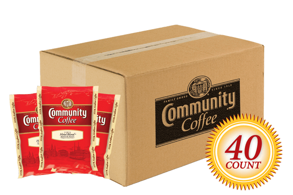 Five Star Hotel Blend Pre Measured Packs 2.5 oz. 40 Count