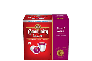 French Roast 2.0 Single Serve Cups 18 count