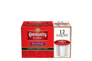 French Roast Single Serve Cups 12 count