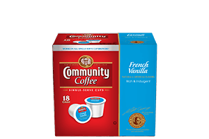 French Vanilla 2.0 Single Serve 18 count