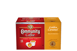 Golden Caramel 2.0 Single Serve 12 count