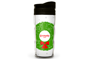 Holiday Tumbler