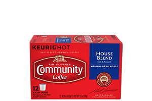 House Blend K-Cup Pods 12 count