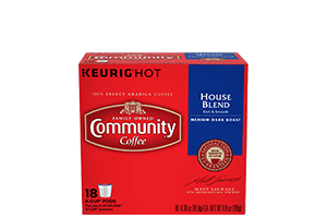 House Blend K-Cup Pods 18 count