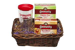 Large Tea and Tervis Set
