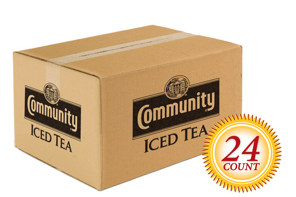 Open Brew Iced Tea 4.0oz 24 Count