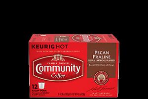 Pecan Praline K-Cup Pods 12 count