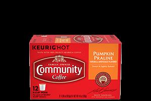 Pumpkin Praline K-Cup Pods 12 count