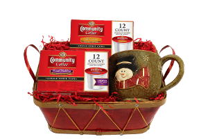 Single Serve Flavored Coffee Gift Set